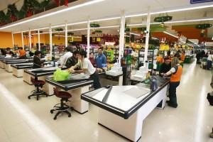 Цены в магазинах Испании