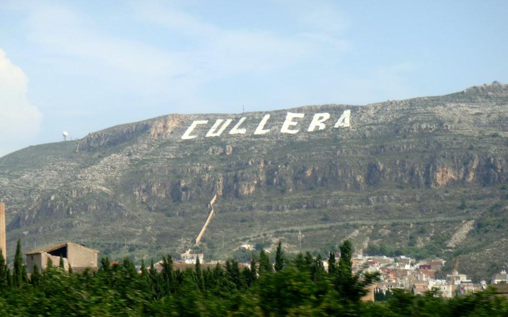 Cullera, город и замок на Коста Бланка