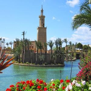 Александрийский маяк, Терра Митика, Бенидорм